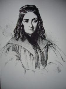 Retrato de Flora Tristán (1838)