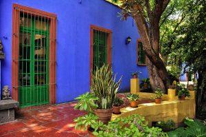 La casa de Frida Kahlo la casa de la infancia de frida kahlo