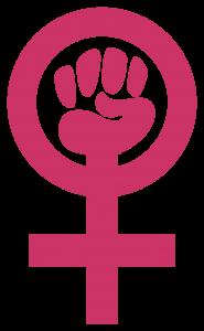 Simbolo de lucha feminista