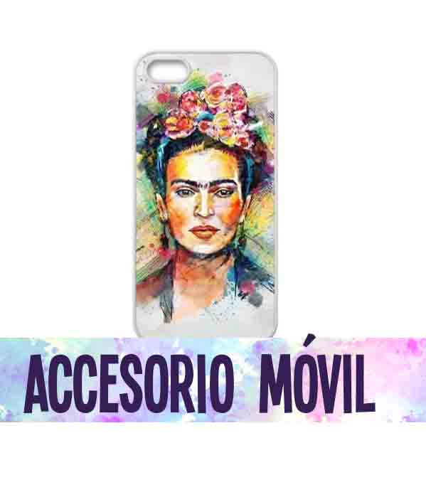 Funda movil frida kahlo