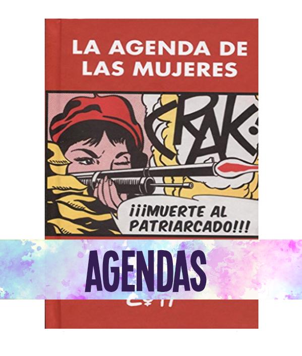 Agendas feministas. Agendas para chicas.