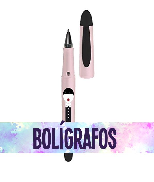 Bolígrafos feministas. Bolígrafos para mujeres.