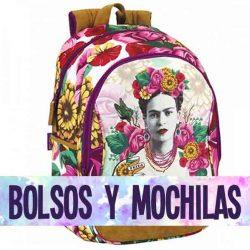 Bolsos y mochilas de frida kahlo