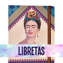 Libretas y cuadernos de Frida Kahlo