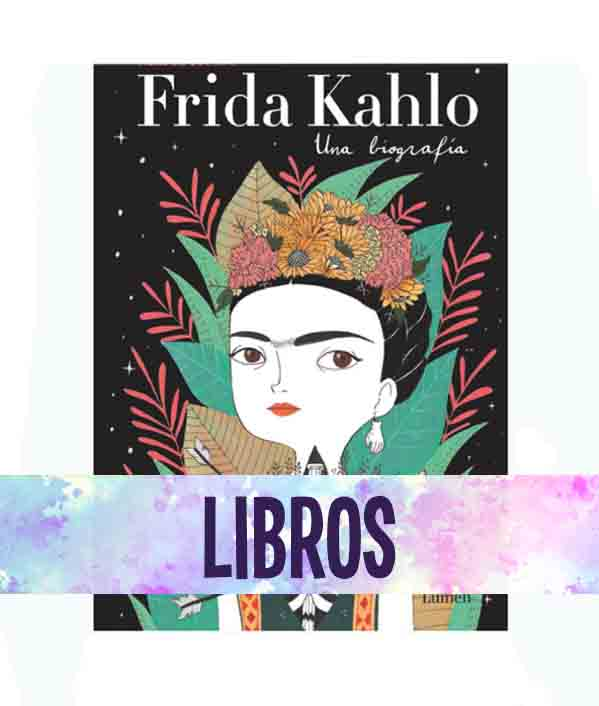libros de frida kahlo