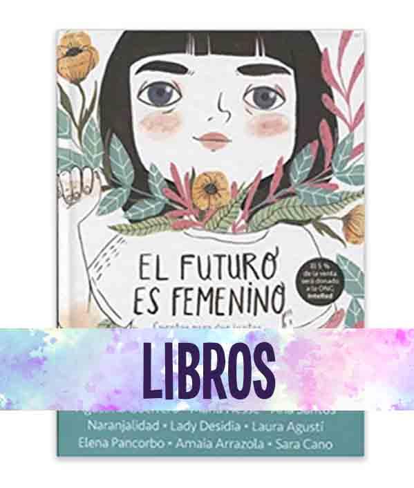 Libros Feministas. Libros para mujeres.