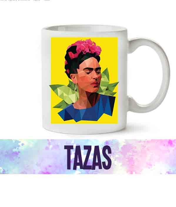 tazas de frida kahlo